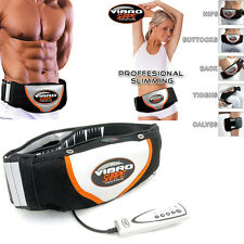 TONING BELT ABS AB TONE FRONT MUSCLE ABDOMINAL STOMACH TONER ELECTRIC MASSAGER