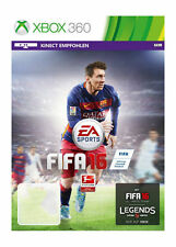 FIFA 16 (XBOX 360) BRAND NEW SEALED