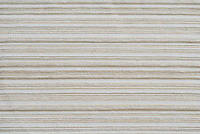 """""""Worley Stripe"""" soft furnishing fabric by John Lewis, natural, by the metre"""