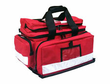 Paramedic Style Professional Trauma Survival First Aid Kit/ & Contents remote