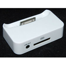 Charger Charging Sync Stand Dock Cradle Cable for Apple iPhone 3GS 3G 2G sx