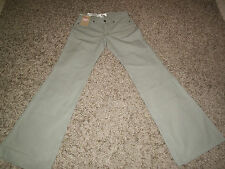 LEE COOPER STONE FLARE TROUSERS 28 INCH WAIST NEW WITH TAGS