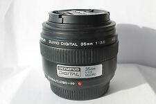 Olympus Zuiko 35mm f/3.5 ED Macro Lens