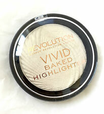Makeup Revolution Face Powder Highlighter Golden Lights