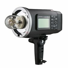 Newest Godox Powerful AD 600W HSS 2.4G 1/8000s Studio Outdoor Flash Bowens Mount