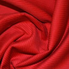 Quality Corduroy Fabric by the metre - Classic Red
