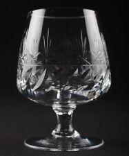 1 Vintage Congacschwenker Cognacglas TREVERIS Kristallglas mundgeblasen Glas K29