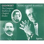 THE COMPLETE STUDIES of CHOPIN'S ETUDES CD NEW