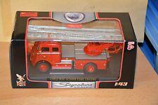 Signature Serie 1962 DAF A1600 Fire Engine in 1:43 neu und OVP