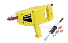 Stud Gun Welder Auto Body Repair Tools Dent Ding Puller Kit w/ 2 LB Slide Hammer
