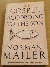 THE GOSPEL ACCORDING TO THE SON Norman Mailer Book (Paperback)