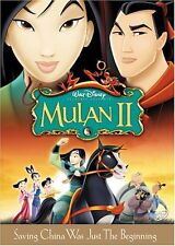 MULAN 2: THE LEGEND CONTINUES - BRAND NEW & SEALED REGION 1 DVD (WALT DISNEY)