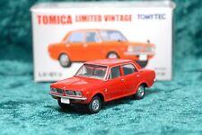 [TOMICA LIMITED VINTAGE LV-61b 1/64] HONDA 1300 77S (Red)