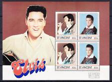 St. Vincent - Michel-Nr. Block 22 von 1985 postfrisch/** (Musik: Elvis Presley)