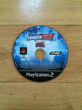 WWE SmackDown vs. Raw 2008 for PS2 *Disc Only*