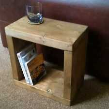 PAIR of Bedside or Side Tables