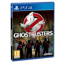Ghostbusters Game PS4 Game Brand New