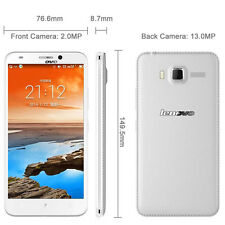 "LENOVO A916 4G LTE 5.5"" ANDROID OCTA CORE DUAL SMARTPHONE UNLOCKED White"