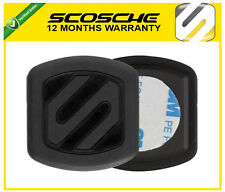 Scosche MagicMount™ magnetic universal flush mount for mobile devices.