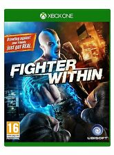 Fighter Within (Microsoft Xbox One, 2014)  - Brand New & Sealed