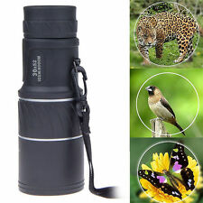 DAY & NIGHT VISION 30X MAGNIFICATION COMPACT MONOCULAR SPOTTING SCOPE TELESCOPE