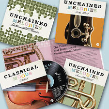 Unchained Melodies 5 CD box Set - As Seen On TV