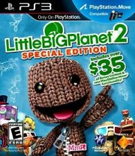 Little Big Planet 2 Special Edition PS3 NEW DISPATCH TODAY ALL ORDERS BY 2PM