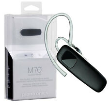 Plantronics Original M70 Bluetooth 3.0 Headset,Multipoint, Galaxy S4,S5,Note 4