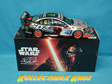 1:18 Biante - 2015 Bathurst - HRT Commodore - Ingall/Perkins - Star Wars Livery