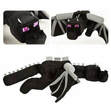"Brand new Minecraft Deluxe Ender Dragon toy Plush 24"" inch NIB"