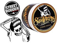 Suavecito FIRME Large 907g 32oz Firm HOLD Hair Pomade Rockabilly Quiff Gel