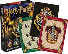 Harry Potter Crests set of 52 playing cards (nm 52357)