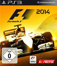 F1 2014 (Sony PlayStation 3, 2014, DVD-Box)