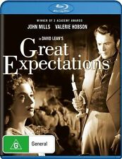 B12 BRAND NEW SEALED Great Expectations (Blu-ray, 2009)