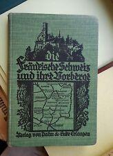 Ludwig Göhring: Führer durch die Fränkische Schweiz und ihre Vorberge 1927