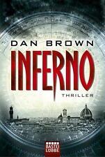 Inferno von Dan Brown (2014, Taschenbuch)