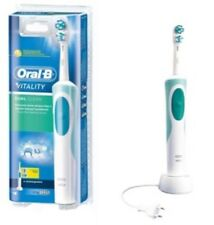 Oral-B Vitality Dual Clean Electric Rechargeable Toothbrush Powered by Braun NEW
