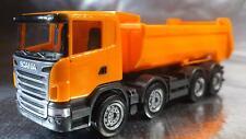 * Herpa Trucks 306386  Scania R Dump Truck 4-axle 1:87 HO Scale