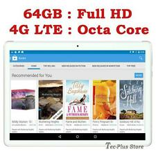 """UK STOCK: TECA T811 4G 3.6GHz OCTA CORE 64GB 10.1"""" Full-HD ANDROID 6.0 TABLET"""