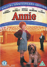 Annie (1982) Special Anniversary Collectors Edition   New   Sealed   DVD