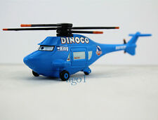 Disney Pixar Planes Diecast Metal The King Dinoco Helicopter Kid Toy Gift