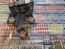 MATCH ATTAX CHAMPIONS LEAGUE SAMMLUNG 15/16 +175 KARTEN + POSTER + BOX 2015/2016