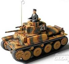 Forces of Valor / Unimax German Panzer 38(t) Ukraine 1944 Tank 1:72 Fertigmodell
