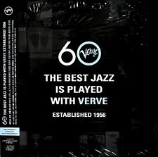 """* ANALOGPHONIC - LP43066 - """"THE BEST JAZZ IS PLAYED WITH VERVE"""" - 3LP BOX *"""