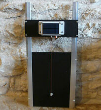 Porte guillotine automatique pour poulailler, clapier, pigeonner, oies.