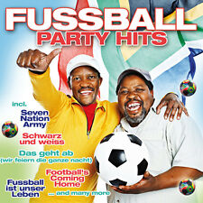CD Weltmeisterliche Fussball Party Hits von Various Artists 2CDs