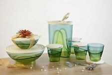 Brand New Tupperware Illusion Pitcher ,Tumbler and Bowls Set - Set of 7