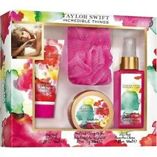 Taylor Swift Incredible Things 100ml Bath & Body Perfume Gift Set BNIB