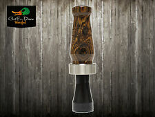 Rich-N-Tone Canada Bocote Goose Call Combo