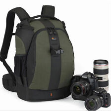 Lowepro Flipside 400 AW DSLR Camera Photo Bag Backpack & Weather Cover (Green)